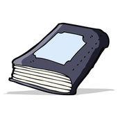 Cartoon book — Stock Vector