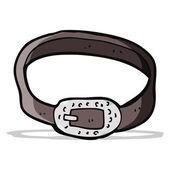 Cartoon belt — Stock Vector