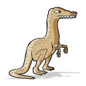 Cartoon dinosaur — Stockvector
