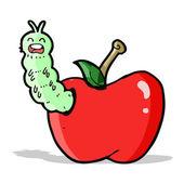 мультфильм ошибка питания apple — Cтоковый вектор