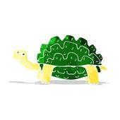 Cartoon tortoise — Stock Vector