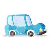 Cartoon car — Stock Vector