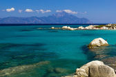Sarti beach, Halkidiki, Greece — Stock Photo
