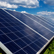 Power plant using renewable solar energy — Stockfoto #24178437