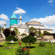 Tomb of Mevlana, founder of Mevlevi sufi dervish — Stock Photo #27344961