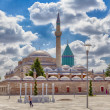 Mevlana museum in Konya Turkey — Stock Photo #27472571