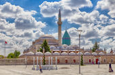 Mevlana museum in Konya Turkey — Stock Photo