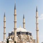 Turkey, Edirne, Selimiye Mosque. The UNESCO World Heritage — Stock Photo