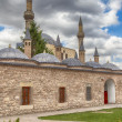 HDR: Tomb of Mevlana, founder of Mevlevi sufi dervish order, — Stock Photo #30525571