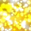 Abstract Christmas background of silver and gold chain — Stock Photo