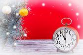 New Year's decoration — Stock fotografie