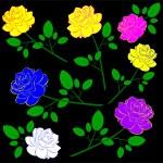 Beautiful roses — Stock Photo #12659215