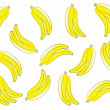 Royalty-Free Stock Vector Image: Bananas