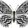 Stock Photo: Abstract butterfly