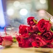 Red Rose bouquet — Stock Photo #39983045