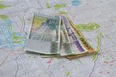 Armenian money, gentle colors — Foto de Stock