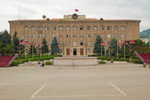Building of the Government of the Republic Karabakh — 图库照片