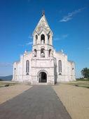 The church in Shushi, Artsakh — Stock Photo
