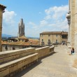 Girona Cathedral area — Stock Photo #29328263