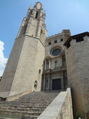Catedral Girona, Spain — Stock Photo