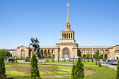 Yerevan Train Station — Stock Photo