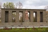 Monument to Stepan Shahumyan, Yerevan — Stock Photo