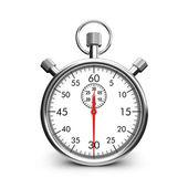 Isolated stopwatch — Stock Photo