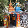 Stock Photo: Buddhist Temple IndiRevalsar