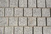 The sidewalk texture — Stock Photo