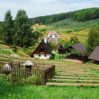Stock Photo: Rural idyll