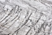 Glacial stripes — Stock Photo