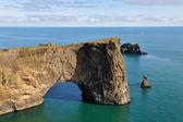 природная арка — Стоковое фото