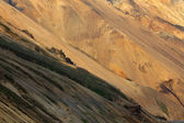 Landmannalaugur colorful landscape — 图库照片