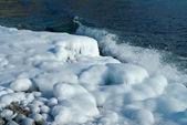 海の上の冬 — ストック写真