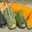 Vegetable marrows — Stock Photo #13721869