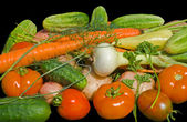 Heap of vegetables 13 — Stock Photo