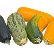 Vegetable marrows — Stock Photo