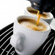 Espresso coffee — Foto Stock