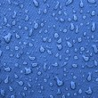 Water drops pattern - Foto Stock