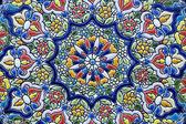 Ceramic decoration — Stock Photo