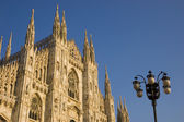 Duomo di Milano — Foto Stock