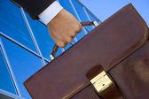 Legal adviser bag — Stock Photo