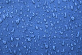 Water drops pattern — Stock Photo