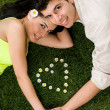 Young couple in love — Stock Photo #12655991