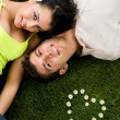 Young couple in love — Stock Photo #12655987