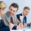 Successful business team — Stock Photo #12657710