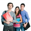 Happy smiling students group — Stock Photo #12658156