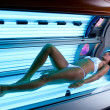 Solarium Behandlung spa — Stockfoto #12659163