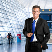 Business travel — Foto de Stock