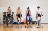 Fitness cvičení — Stock fotografie